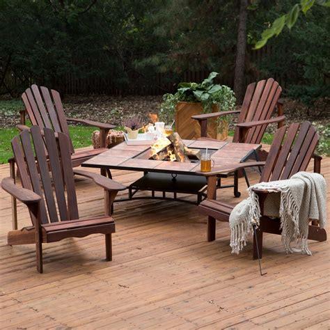 patio furniture fire pit table set fire pit outdoor furniture sets fire pit design ideas