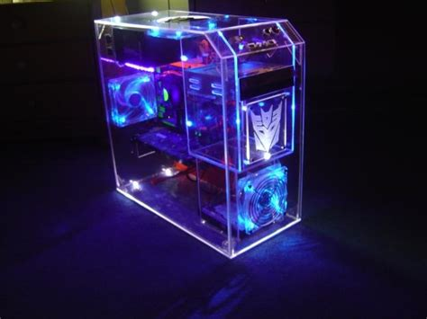 best pc case lighting these custom computers will make you fall in love at first