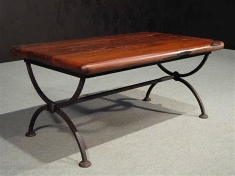 wrought iron coffee table black wrought iron