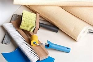 Pose De Papier Peint Intissé : comment poser du papier peint tout ce qu 39 il faut savoir ~ Dailycaller-alerts.com Idées de Décoration