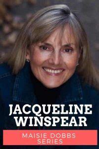 jacqueline winspear books reading order