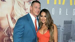 John Cena and Nikki Bella once dressed as 'Anchorman' Ron ...