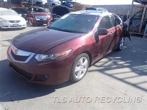 2010 Acura Tsx Parts parting out 2010 acura tsx stock 6291yl tls auto