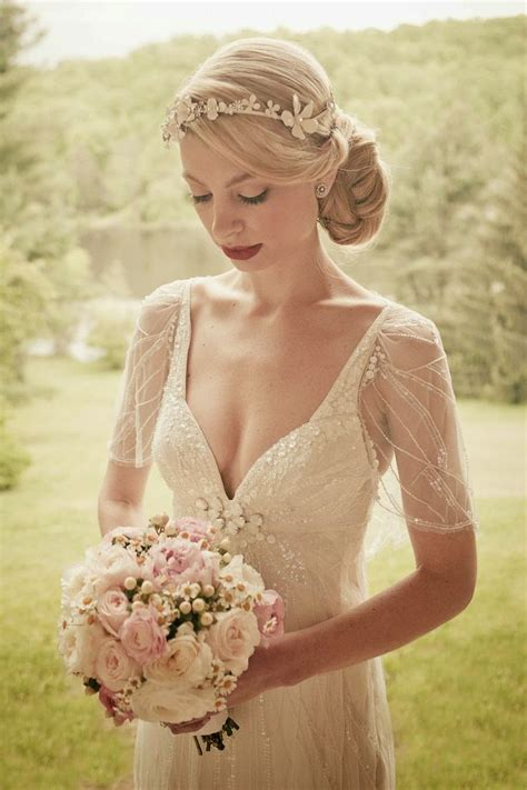 Vintage Hairstyles Vintage Wedding Hair Styles