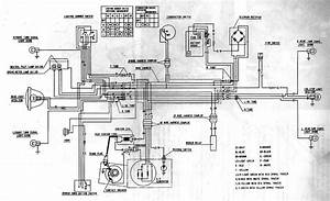 Honda S90 Haynes Electrical Wiring Diagram  U2013 Circuit