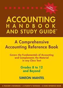 The Accounting Handbook  U0026 Study Guide