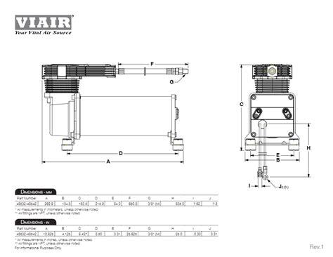 viair dual 485c stealth black air compressor kit hornblasters