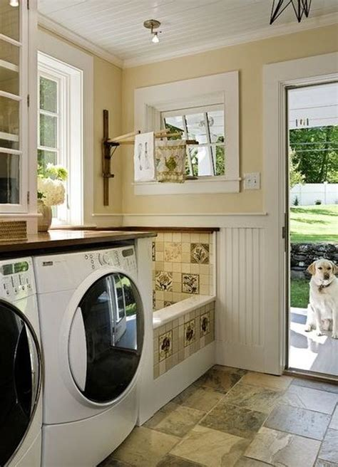 Decorating Ideas For Laundry Rooms by 42 Laundry Room Design Ideas To Inspire You