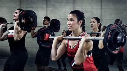 Fitness Athletes Bodypump Goodlife