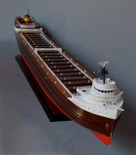 Edmund Fitzgerald Sinking Cause by Edmund Fitzgerald Ship Model 44 Inches 111 Cm