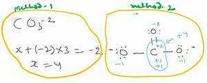 How To Find The Oxidation Number Of C In Co3