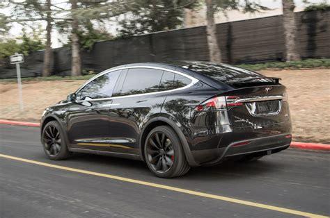 2016 Tesla Model X Starts At $81,200  Motor Trend