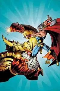 Thor vs Kurse | DReager1's Blog