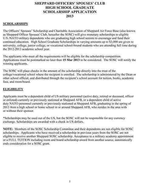 scholarship applications letter proposal resume
