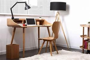 Bureau Vintage Pas Cher : des petits bureaux pour un coin studieux joli place ~ Teatrodelosmanantiales.com Idées de Décoration