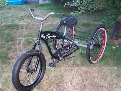 Rat Trike Rod Bikes Chopper Cool Ratrodbikes