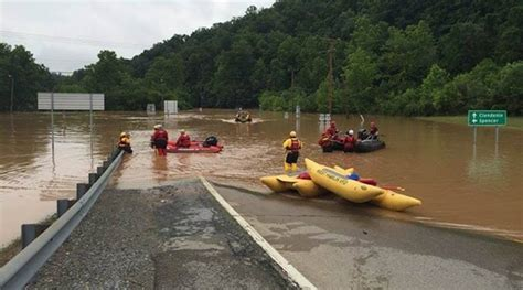 Hdfc Boat Club Pune Branch Code by West Virginia Flooding Historic Greenbrier Resort Closes
