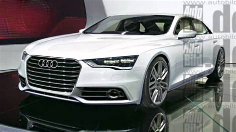 Preview New 2017 Audi A8