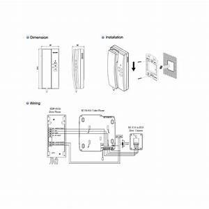 Kocom Intercom Wiring Diagram