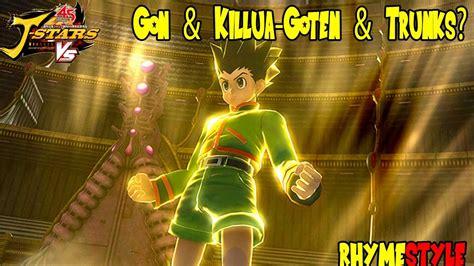 hunter  hunter  dragon ball  gon killua inspired