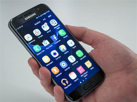 Samsung Galaxy S7 Review Stuff