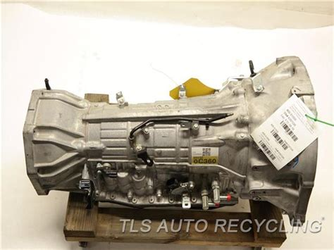 2015 Toyota Tundra Transmission
