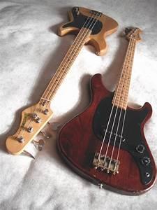 Flat Eric U0026 39 S Bass  U0026 Guitar Collection  Aria Twins And A