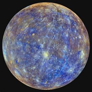 Watch Mercury Spin On Its Axis  Hd Video