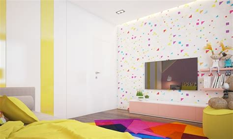 peinture chambre enfants association de couleur 25 exemples de d 233 co d int 233 rieur