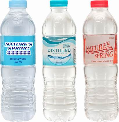 Water Spring Nature Bottled Philippines 350ml Mineral