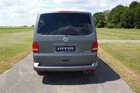 Gtc4lusso T Modification by 2014 Mtm Volkswagen T5 Multivan Hd Pictures