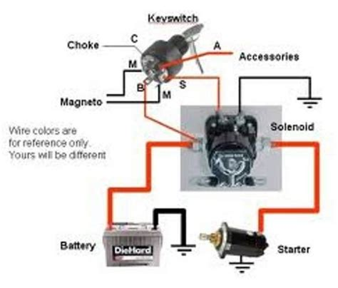 evinrude ignition switch wiring diagram fuse box and wiring diagram