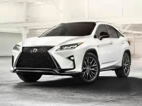 lexus rx 350 capacity 2017 lexus rx 350 deals prices incentives leases