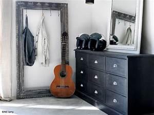 les 62 meilleures images du tableau deco industrielle With charming meuble porte manteaux pour entree 11 idees deco pour une entree style loft industriel