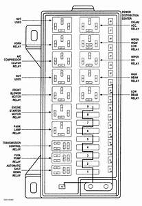 Wiring Diagram Dodge Caravan