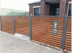 Horizontal Cedar Fence Protecting — Farmhouse Design and