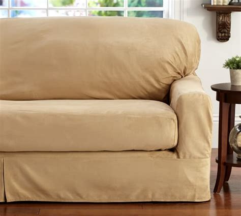 slipcovers that fit pottery barn sofas separate seat square cushion loose fit slipcover