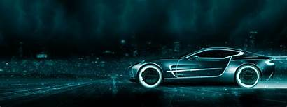 Tron Monitor Wallpapers 3200 Aston Martin 1200
