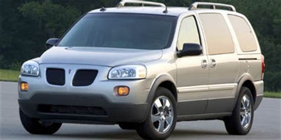 Pontiac Montana Tire Size by 2006 Pontiac Montana Sv6 Recalls Iseecars