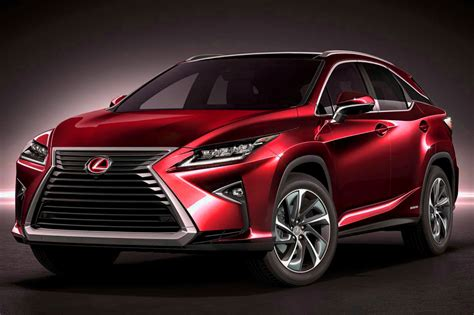 suv lexus comparison lexus rx 450h 2016 vs honda cr v touring