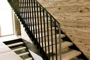 treppe stahl treppen holz stahl tischlerei greußing
