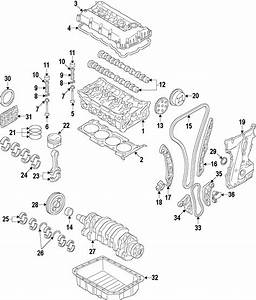 Dodge Journey Engine Balance Shaft Chain Tensioner