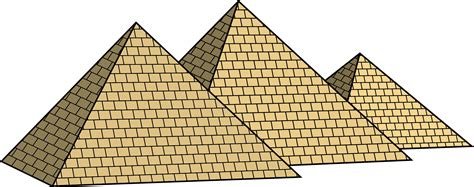 Pyramid Clipart Clipart Pyramids