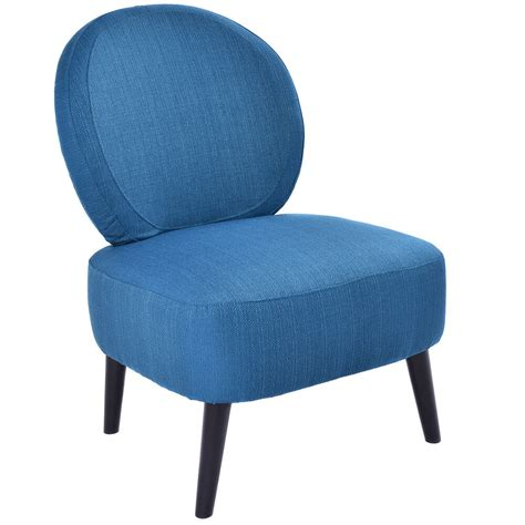 armless accent chair   dining chair home living