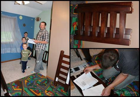 Big Lots Loft Bed by Big Lots Simmons Tristan Bunk Bed Zeopedia Memory Foam
