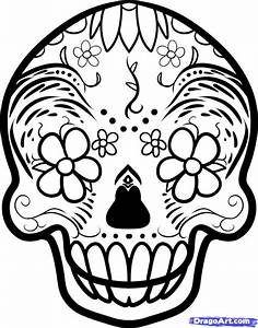 Dia De Los Muertos Coloring Pages - AZ Coloring Pages