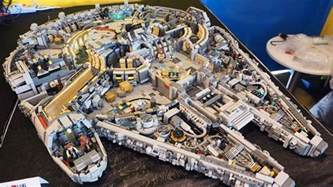 24 Foot Deck Boat by Lego Millennium Falcon Is No Bucket Of Bolts Gadget Review