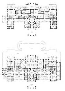 mansion house plans homes mansions floor plans of a mansion home design