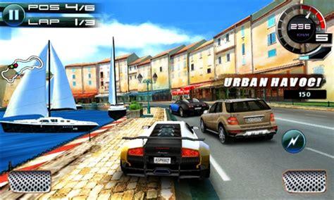 asphalt  xbox xap windows phone  game  feirox