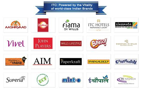 Organisational Profile  Itc  A Leading Fmcg Marketer In